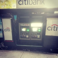 Photo taken at Citibank by Fitsum B. on 8/12/2014