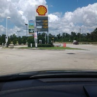 Photo taken at Shell by C on 8/10/2013
