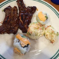 Photo taken at Asia Buffet by Chellie D. on 8/23/2015