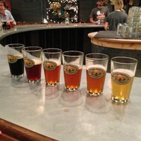 Photo taken at Good People Brewing Company by Meg L. on 10/13/2012