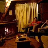 Photo taken at Villa Alpina El Chalet by Jorge L. on 1/10/2015