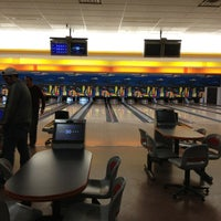 Photo taken at Buffaloe Lanes Cary Bowling Center by Daniel M. on 3/16/2013