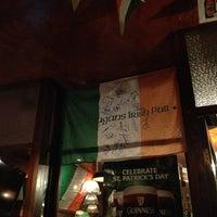 Photo taken at Flanagans Irish Pub by Apostolos P. on 3/17/2013