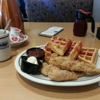 Photo taken at IHOP by Richard O. on 4/7/2013