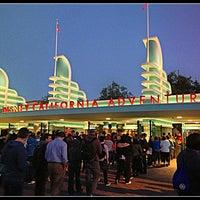 Photo taken at Disney California Adventure by Melanie C. on 4/17/2013