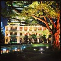 Photo taken at Hullett House 海利公館 by Benj R. on 7/22/2013