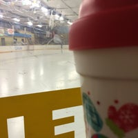 Photo taken at Talsu hokeja klubs (Talsi Ice Hockey club) by Anete K. on 1/3/2016