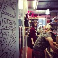 Photo taken at Brick Lane Coffee by Shoreditch H. on 2/12/2013