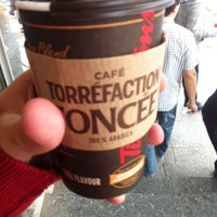 Photo taken at Tim Hortons by Ulisses G. on 8/15/2014
