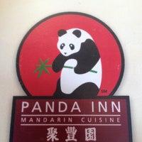 Photo taken at Andrew's Panda Inn by Andrew P. on 3/31/2013