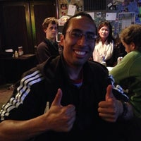 Photo taken at Jabu's Pub by Jason B. on 10/18/2013