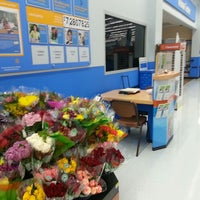 Photo taken at Walmart Supercenter by Jackie D. on 11/5/2013