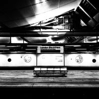 Photo taken at London Blackfriars Railway Station (BFR) by Keith H. on 9/15/2012