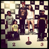 Photo taken at K1 Speed Ontario by Larry P. on 7/14/2013