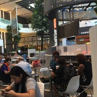 Photo taken at Westfield Montgomery Mall Food Court by Titi P. on 8/28/2016