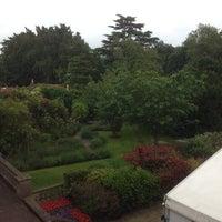 Photo taken at Hunton Park by Mindy G. on 6/14/2014