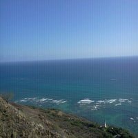 Photo taken at Diamond Head State Monument by J F. on 12/30/2012