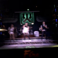 Photo taken at fire discoutics n restaurant karaoke by sino on 4/27/2013