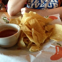 Photo taken at Chili's Grill & Bar by Jeffrey A. on 6/12/2013
