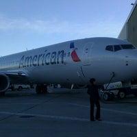 Photo taken at American Airlines Superbay Hangar by Jennifer P. on 1/31/2013