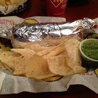 Photo taken at Moe's by Doug S. on 1/29/2013