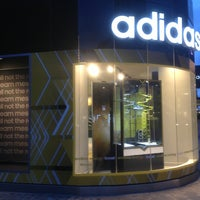 Photo taken at Adidas by Lucky T. on 3/10/2013