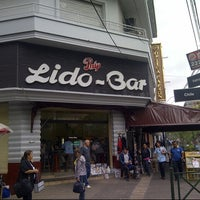 Photo taken at Lido Bar by Eric L. on 3/19/2013