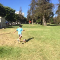 Photo taken at Rancho Park & Golf Course by Elliott L. on 6/24/2015