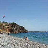 Photo taken at Beach Park by Tarık Ü. on 5/31/2013