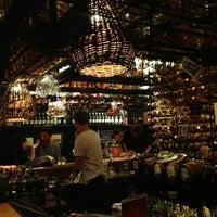 Photo taken at Whisky Café L&B by Ксения П. on 8/13/2013