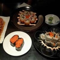Photo taken at Sushi Naga by agus i. on 1/5/2015