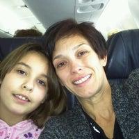 Photo taken at Awaiting Takeoff by Dawn W. on 11/14/2012