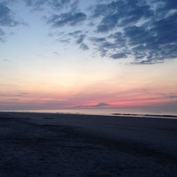 Photo taken at 40th Street Beach by Margarita K. on 8/16/2014