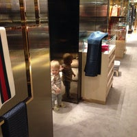 Photo taken at Gucci by Kateryna U. on 12/5/2013