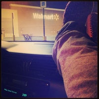 Photo taken at Walmart Supercenter by Allyse J. on 2/27/2013