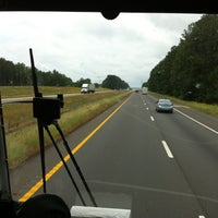 Photo taken at Driving on I-20 west by Adam L. on 5/10/2013