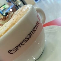 Photo taken at Espressamente illy by Maryam B. on 3/10/2013
