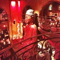 Photo taken at Buddha Bar by Ahmed H. on 7/20/2013