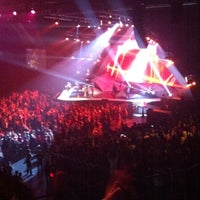 Photo taken at Grand Arena by Tayla W. on 4/13/2013