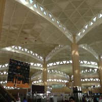 Photo taken at King Khalid International Airport (RUH) by Torky A. on 6/14/2013