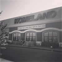 Photo taken at Homeland by Cory D. on 5/13/2013