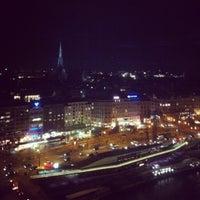 Photo taken at Sofitel Vienna Stephansdom by Ricardo U. on 2/24/2012
