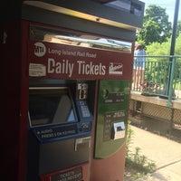Photo taken at LIRR - Amagansett Station by Lockhart S. on 6/29/2014