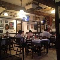 Photo taken at Die Stube German Bar & Resto by Fajar K. on 8/7/2012