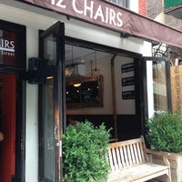 Photo taken at 12 Chairs by David B. on 8/11/2013