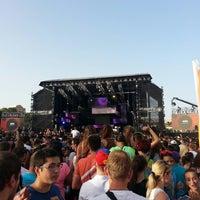 Photo taken at Isle of MTV by Neşe T. on 6/25/2014