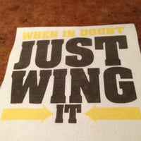 Photo taken at Buffalo Wild Wings by Angela T. on 11/22/2012