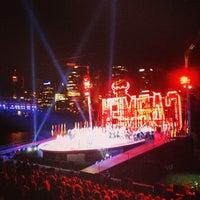 Photo taken at Handa Opera On Sydney Harbour by Bridget K. on 4/7/2013