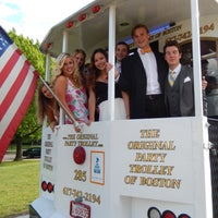 Photo taken at The Original Party Trolley by The Original Party Trolley on 9/30/2013