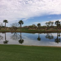 Photo taken at Silverado Golf Course by Justin B. on 2/28/2014